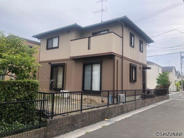 袋井市天神町 セキスイハイム 2X4ツーユーホーム 並列4台駐車可&陽当り良好な角地