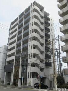 ル・シェモア稲川 静岡市駿河区稲川 8階南東角部屋