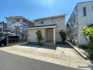 静岡市葵区瀬名 セキスイハイム施工 分譲住宅地 4LDK 駐車場2台