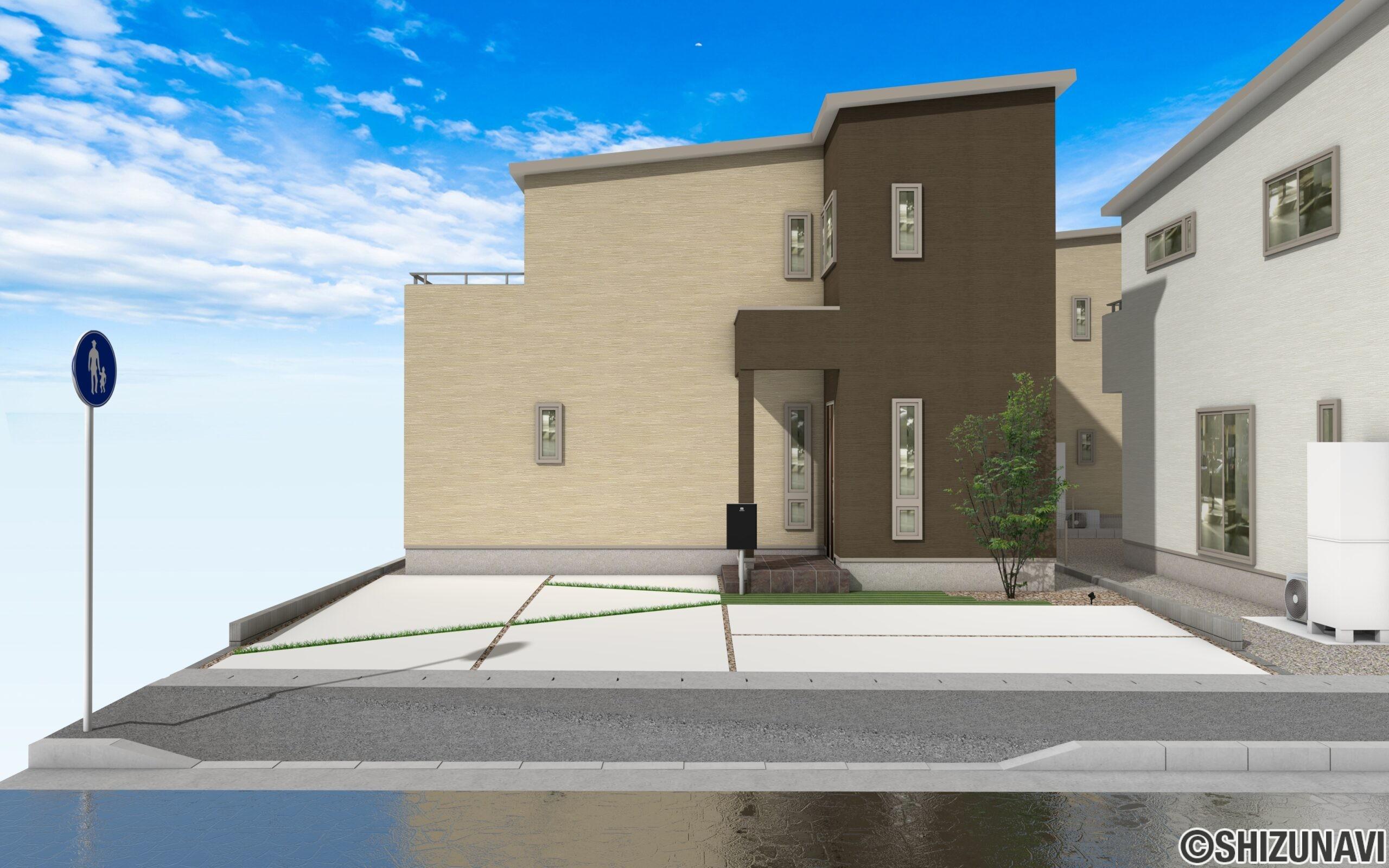 【長期優良認定住宅】浜松市中区高丘西1丁目【E棟】耐震等級3 アルハウス