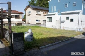 富士宮市大中里 売約67.15坪の売り土地