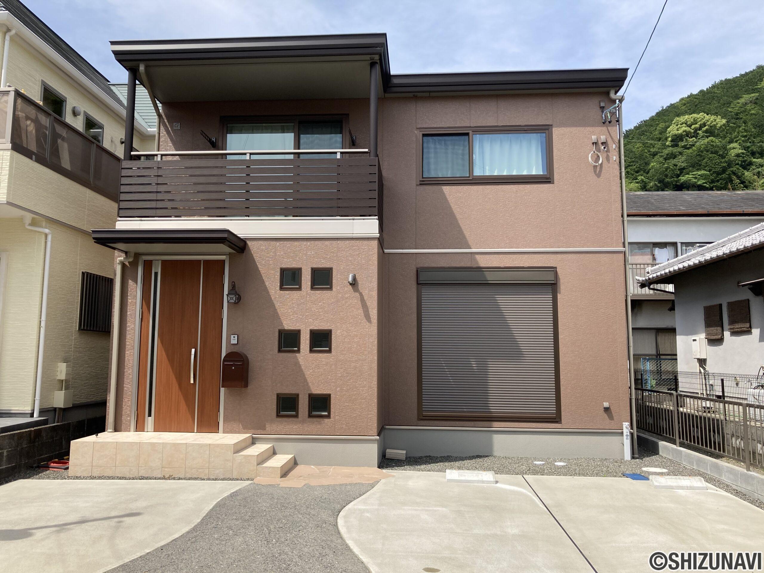 【セキスイハイム施工】静岡市葵区羽鳥1丁目 未入居物件 即入居可 2020年3月築