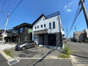 静岡市駿河区寿町 長期優良住宅認定予定 耐震等級3級 駒形小学区 角地