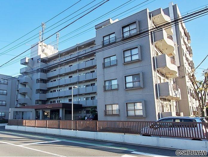 【リフォーム済】ケントパレス浜松 205 ペット飼育可能!