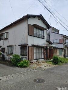 静岡市葵区桜町一丁目 北西角の住宅用地