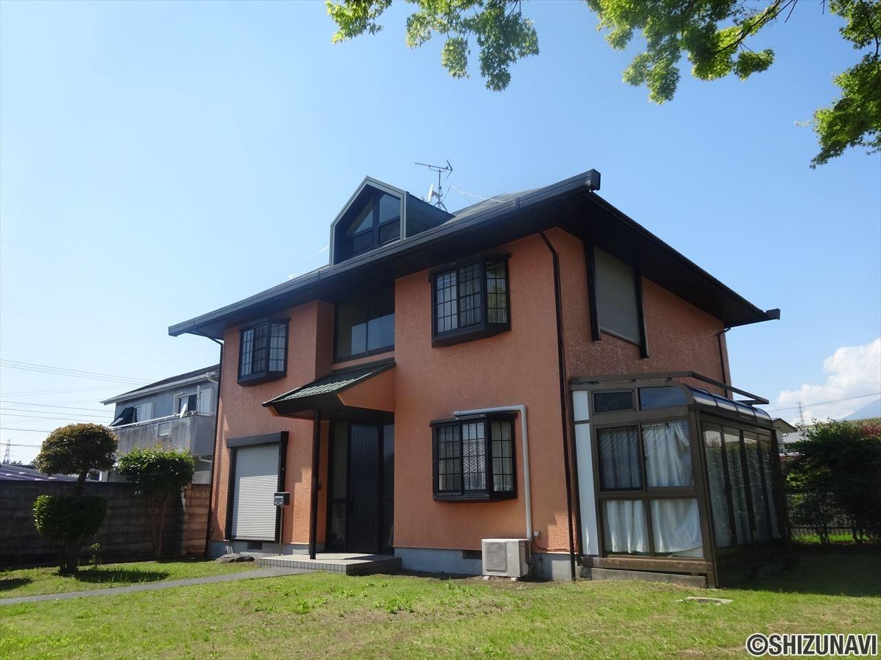 富士市神戸 広々とした庭のある中古住宅