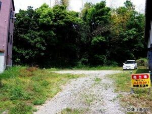 三島市川原ケ谷 約162坪売り土地
