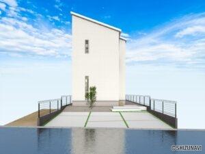 【家具付_仲介手数料不要】磐田市見付 耐震等級3 長期優良認定住宅