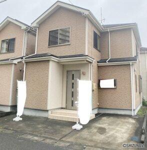 【リフォーム済】静岡市駿河区東新田 敷地内駐車場2台4LDK