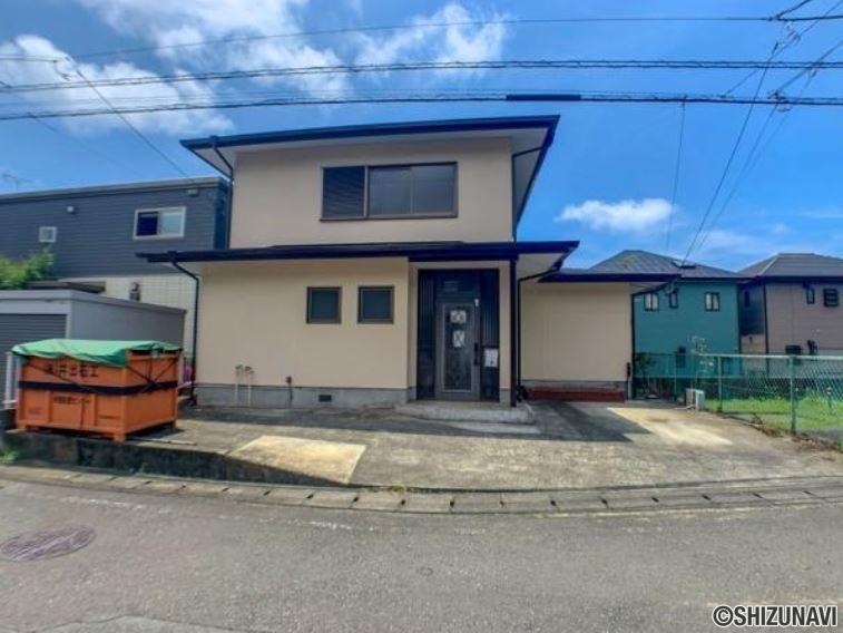 【リフォーム中】富士市伝法 南向き陽当たり良好の再生住宅