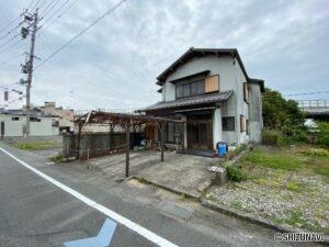 静岡市清水区蒲原神沢 土地面積50坪以上