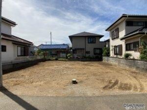 駿東郡清水町柿田 閑静な住宅街 建築条件なし