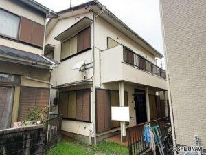 【リフォーム済】静岡市清水区下野北 小・中学校まで徒歩約6分 4LDK