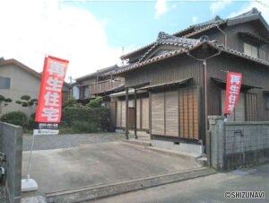 【リフォーム済】磐田市掛塚 部屋数豊富な広々7DK