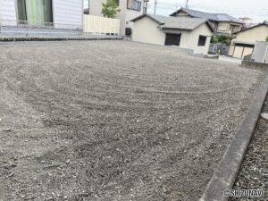 静岡市清水区有東坂 約80.82坪の整形地・建築条件無し