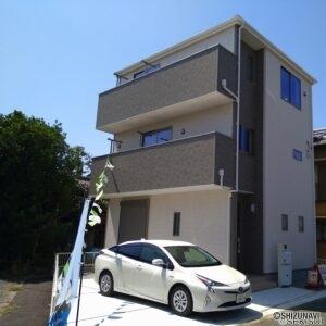 【新築分譲住宅】浜松市中区十軒町1号棟