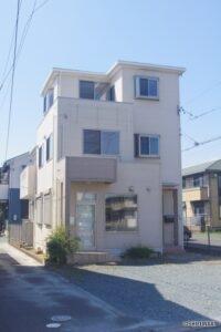 浜松市中区曳馬1丁目 ベストハウジング施工 店舗付きオール電化住宅
