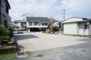【仲介手数料不要】富士市本市場売り土地 建築条件無し