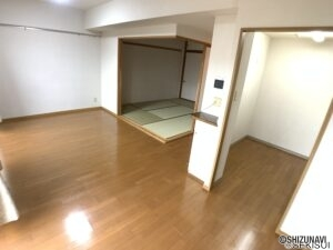 ウィスティリア中田506号室 静岡市駿河区中田