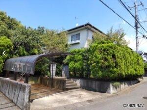 【リフォーム中】富士宮市粟倉 南側にお庭有り 4LDK戸建て