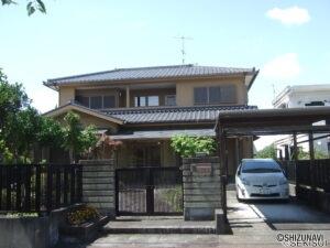 伊豆市熊坂(修善寺ニュータウン)に中古住宅が出ました!