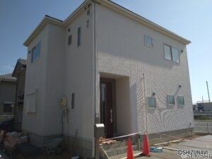 【新築分譲住宅】浜松市北区根洗町1号棟