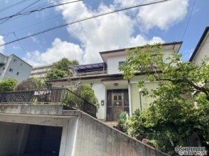 熱海市緑ガ丘町 日照、通風ともに良好 熱海駅まで約2.4km
